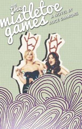The Mistletoe Games by BlurryWords