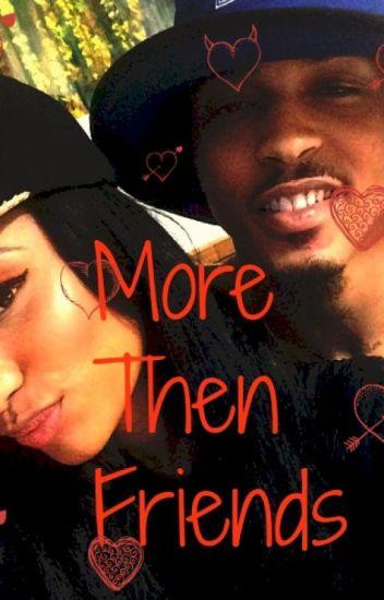 Er august og Nicki Minaj dating