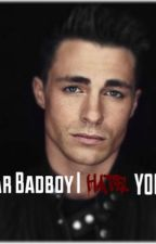 Dear Badboy I Hate You by pieterselover