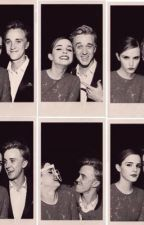 Choose me (dramione) by The_princess_darknes