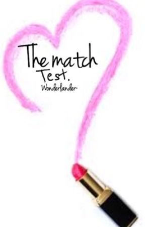The match test (Joshaya&Lucaya) by wonderlander-