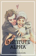 Institute Alpha [Larry Mpreg] by tommobuddy