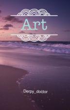 ART BOOK by TrashGalore