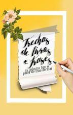 Trechos de Livros by Ariel_Queiroz