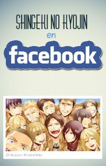 Shingeki no Kyojin en Facebook.