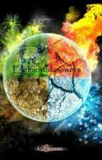 Elemental powers  by Mackiepoo-chan