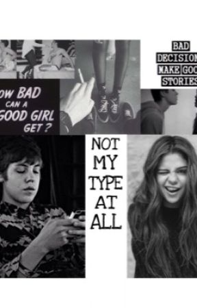 Not My Type At All (a Matthew Espinosa fanfic) by oreoespinosa