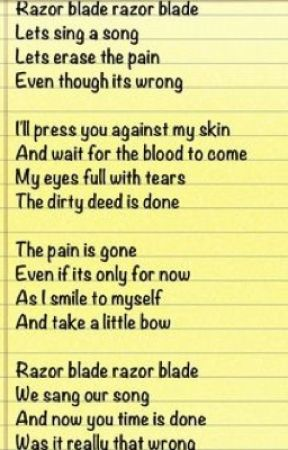 Self harm, and other quotes - Self harm quotes and poems - Wattpad