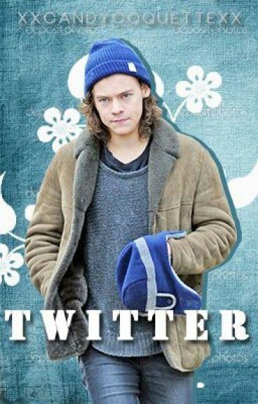Twitter Harry Styles  #Book1  TERMINADA Y SIN EDITAR 