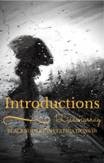 Blackbourne Investigations 01 - Introductions