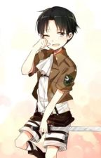 Attack On Heichou (Baby!Levi x Eren) by HybridBunBun