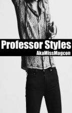 Professor Styles (Harry Styles Daddy Kink) by AkaMissMagcon