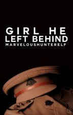 GIRL HE LEFT BEHIND║ BUCKY BARNES by marveloushunterelf