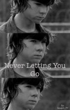 Never Letting You Go. ( sequel to 'Stay with me' Carl grimes fan fiction) by fangirl_77