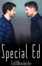 Special Ed//Malum by ZiallWhinchester