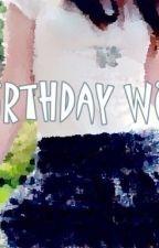 Birthday Wish(Tagalog One Shot) by teendreamer10