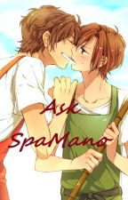 Ask SpaMano by bookwormy13