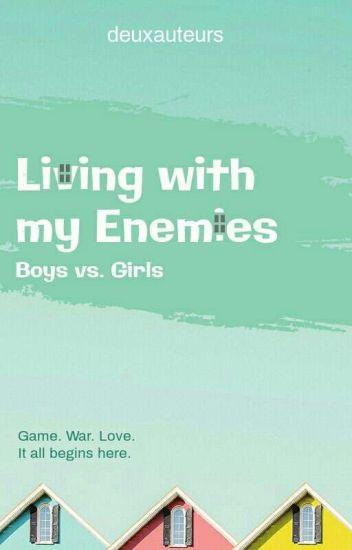 Living with my ENEMIES !? (Boys vs Girls) Editing
