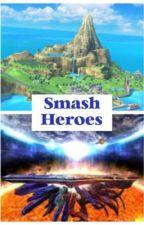 Smash Heroes by AlphaLucario