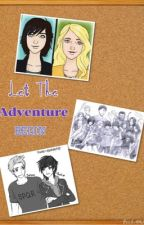 Percy Jackson Let The Adventure Begin by WatermelonMelly