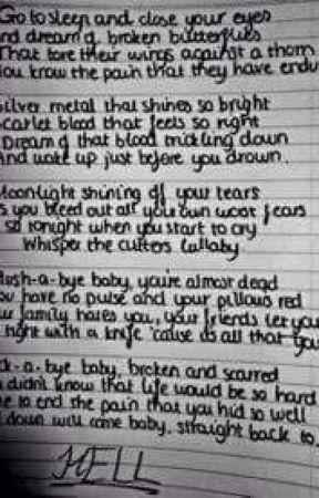 Self harm quotes poems etc - Dear body, sincerily me - Wattpad |Self Harm Poems Quotes
