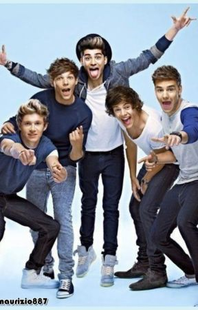 Adoptada por One Direction by 1Dfanfictions2003