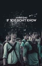 If You Don't Know || Newtmas by hoodscenes