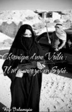 Chronique d'une Voilée : Il m'a envoyer en Syrie. by Islamyia