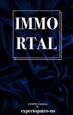 IMMORTAL; MARVEL by expectopatro-no