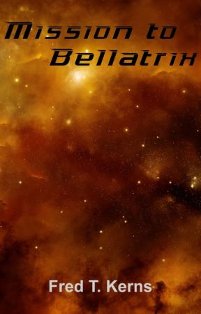 Mission to Bellatrix by FeelBoss