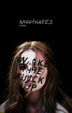 Nightmares [MAZE RUNNER] by A_Laska