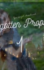 Forgotten Prophecy (Harry Potter Sister fanfic) by LPS_Angel_Daschund