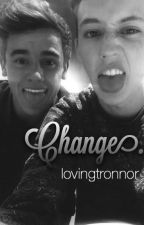 Tronnor - Change. by lovingtronnor