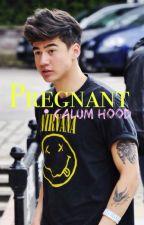 Pregnant Calum Hood by 5sosfandom210