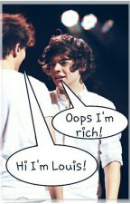 Oops I'm rich - Hi I'm Louis by PamaHiOops