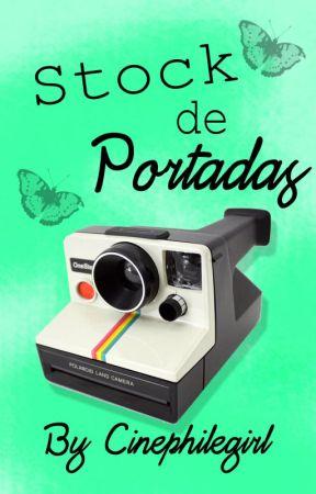 Stock de Portadas & Multimedia (cerrado) by cinephilegirl