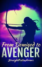 From Demigod to Avenger (Percy Jackson and Marvel Fanfiction) by straightouttaarrows