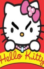 Hello kitty story by JirehDaza