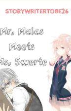 Mr. Malas Meets Ms. Swerte by storywritertobe26