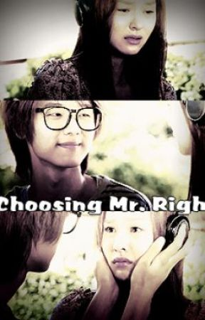 Choosing Mr. Right by se7ent1n