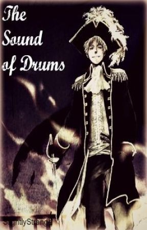 The Sound of Drums-Captain Arthur Kirkland (Hetalia) by SlightlyStrange