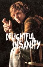 Delightful Insanity | Tate Langdon by zoeylair