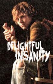 Delightful Insanity | Tate Langdon by zoeylair
