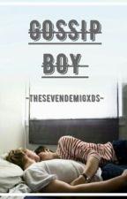 Gossip Boy #PremiosPJOyHOO by thesevendemigxds
