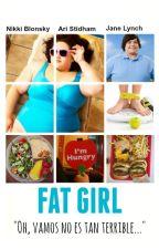 Fat girl by alecatalinaa