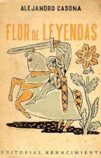 Flor de Leyendas by KarenJuarez233