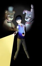 In the Flesh (Five Nights At Freddy's) by LucarioMaster41