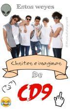 Chistes e imaginas de CD9 by XKookieBulletproofX