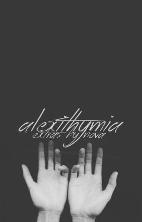 alexithymia by settle-