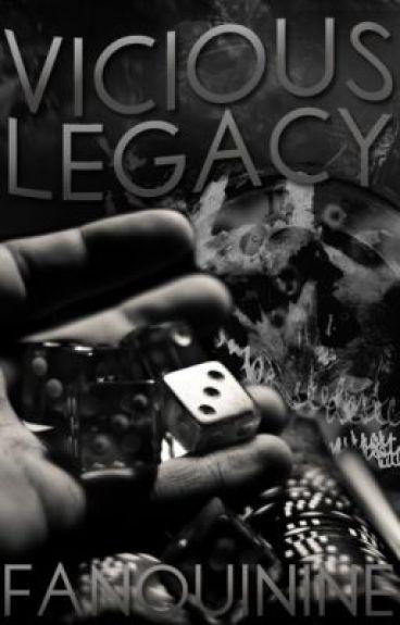 Vicious Legacy (boy x boy)